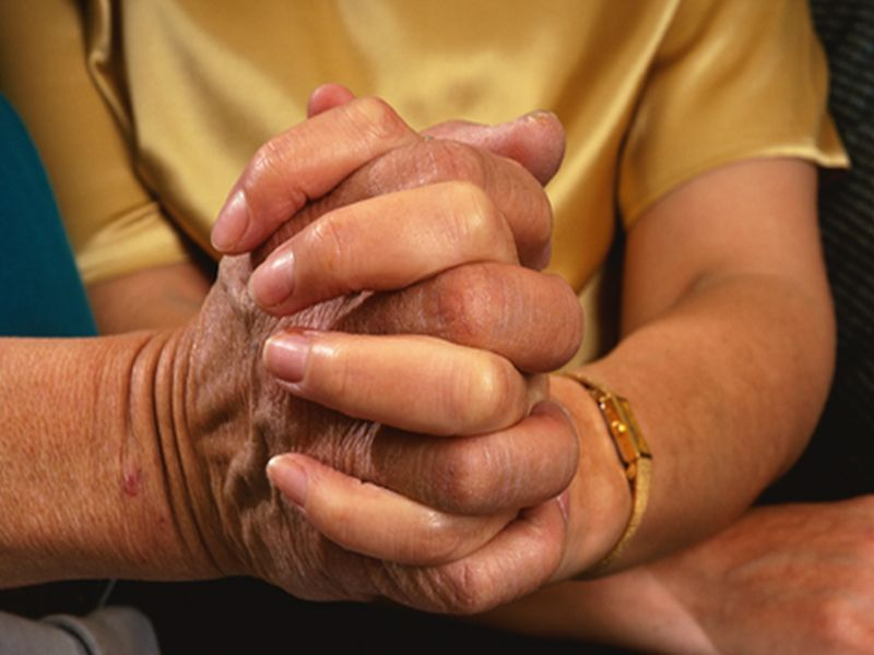 Early Palliative Care Seems to Help Caregivers, Too