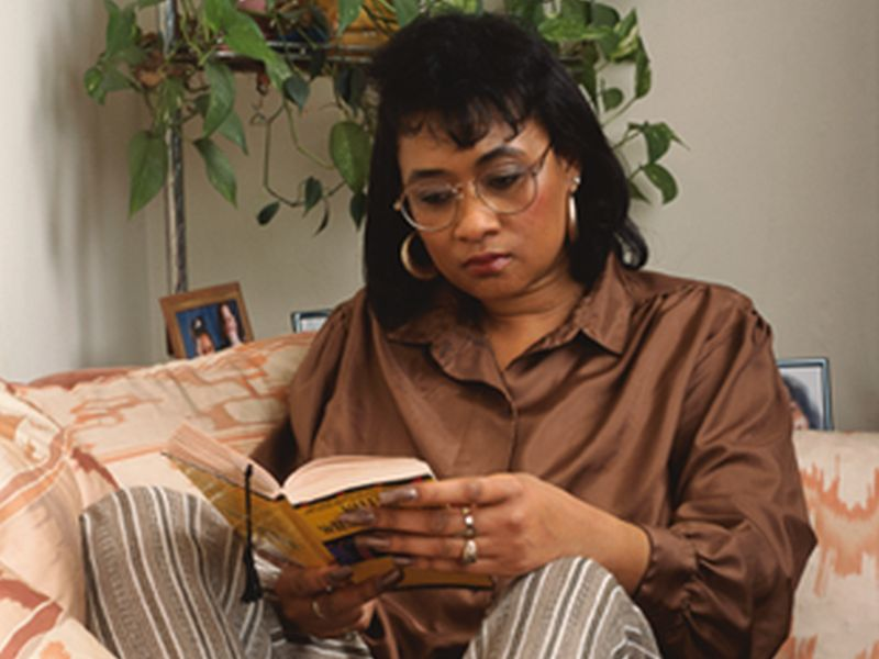 News Picture: Loneliness Often Plagues Black Women at Risk for Heart Disease