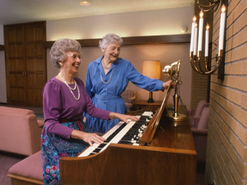 Devout Women May Enjoy Better Health