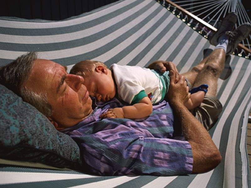 Sleep Builds the Brain in the Early Years, Then Maintains It