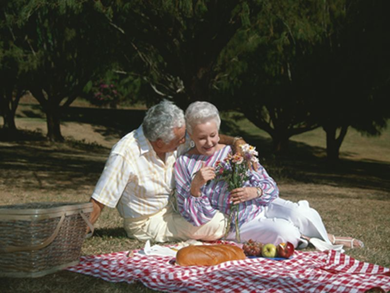 News Picture: The Lifelong Health Benefits of Intimacy