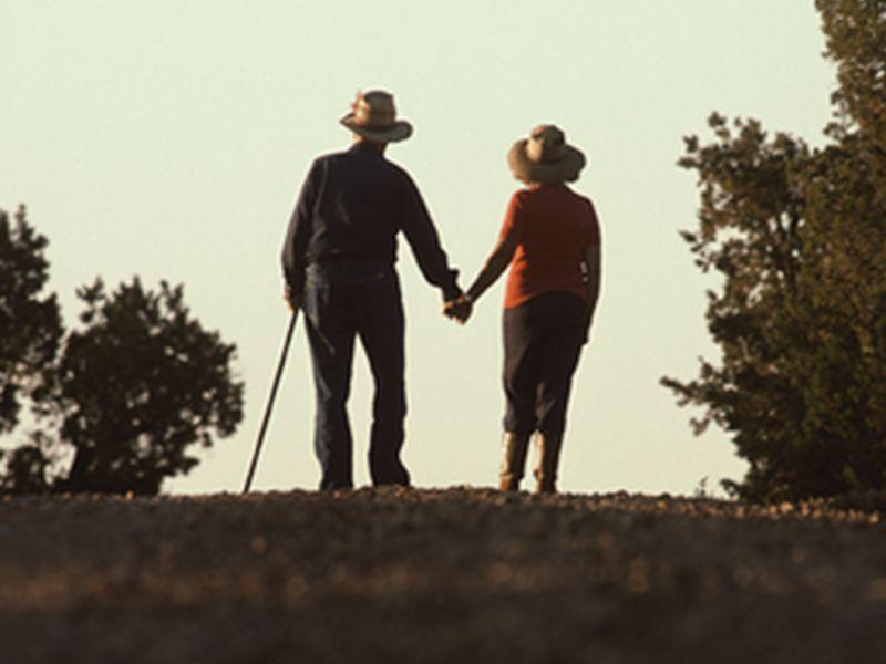 El ejercicio es una magnífica receta para los corazones mayores
