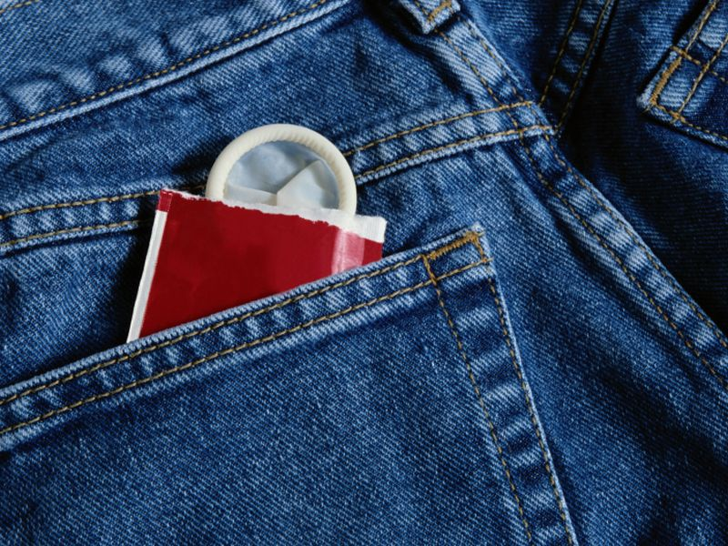 CDC: 60 Percent of America's Single Men Report Using Condoms