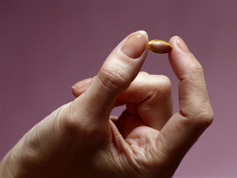 News Picture: Calcium Supplements May Not Be Heart Healthy