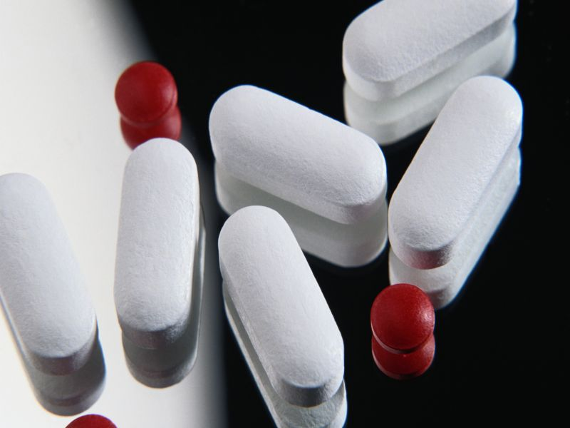 News Picture: Painkiller Addiction Relapse More Likely for Some
