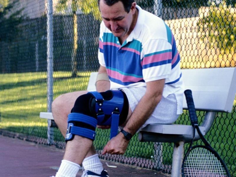 Surgery not always needed for meniscal tears of the knee