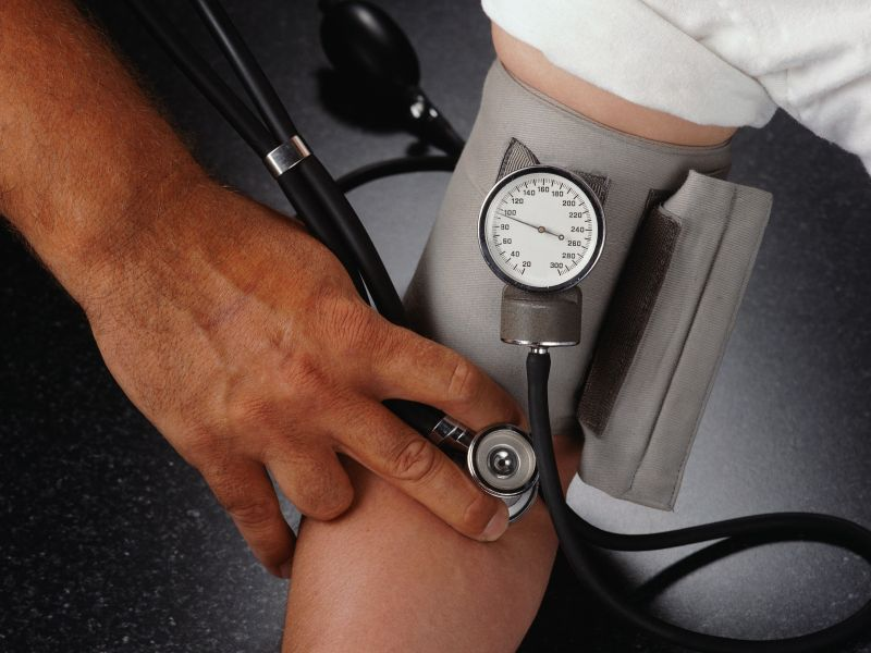 News Picture: High Blood Pressure Increasing Worldwide
