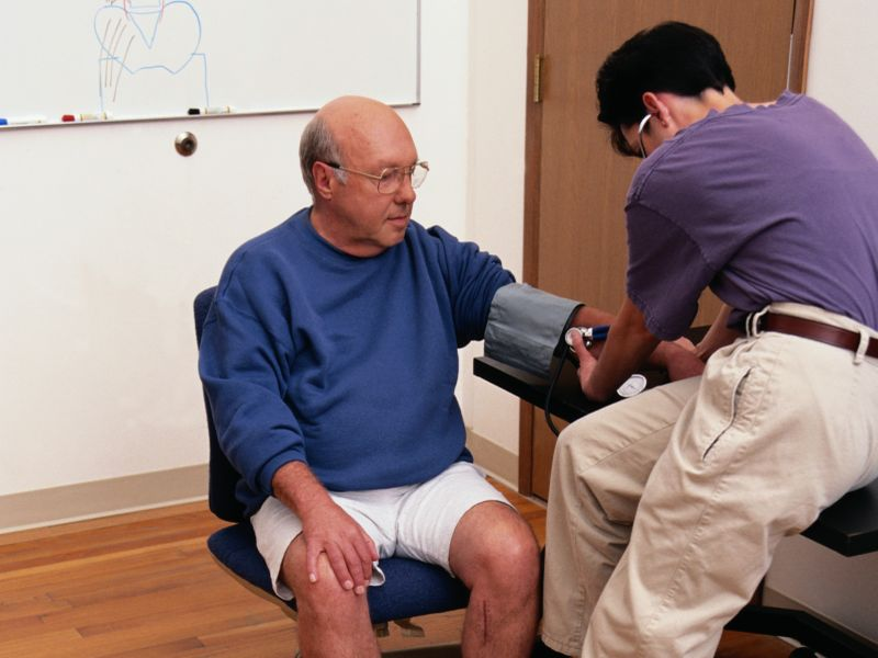 News Picture: Many With Common Irregular Heartbeat Unaware of Stroke Risk