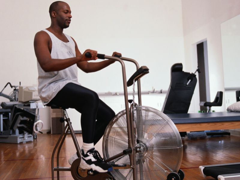 Regular Exercise Slows Decline Even in Advanced Parkinson's Dz