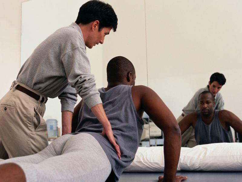 坐骨神経痛に早期の理学療法が有効か