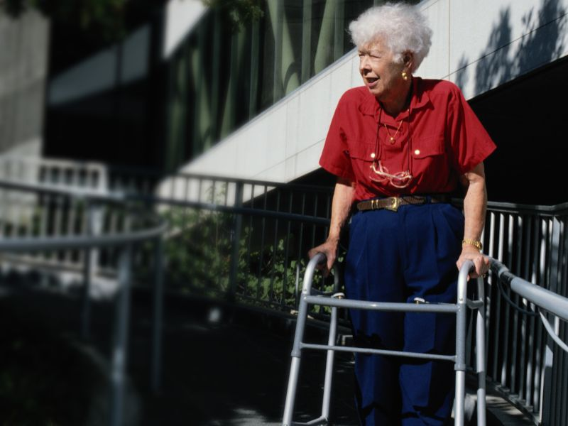 Frailty Not a Normal Part of Aging