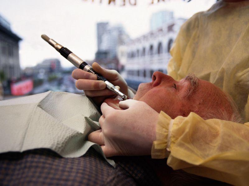 Dentists Among Top Prescribers of Opioids