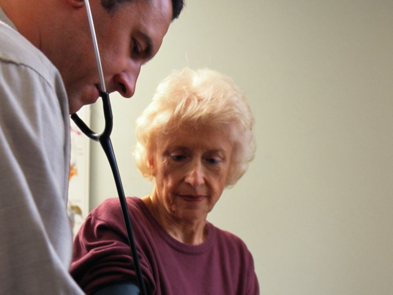 Hypertension Onset After Age 80 May Protect Against Dementia