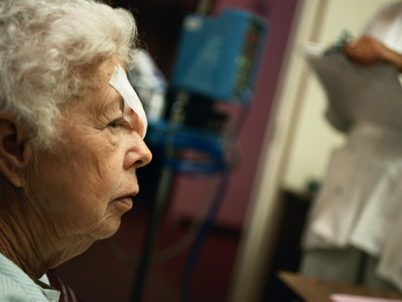 News Picture: For Seniors, Treatment for One Eye Disease May Cause Another