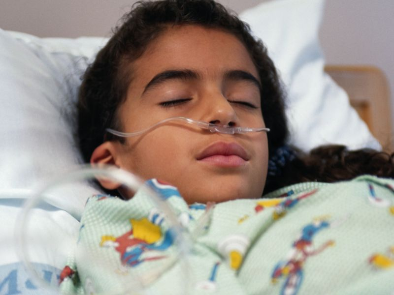 Rates of Resistant Infections Up in U.S. Children