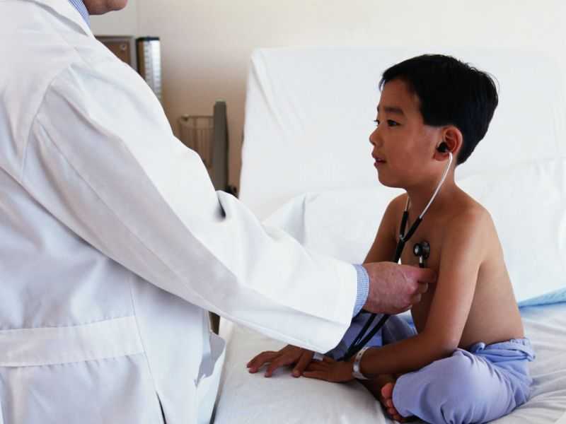 Kids Who Need Steroids Face Risk of Diabetes, Other Ills