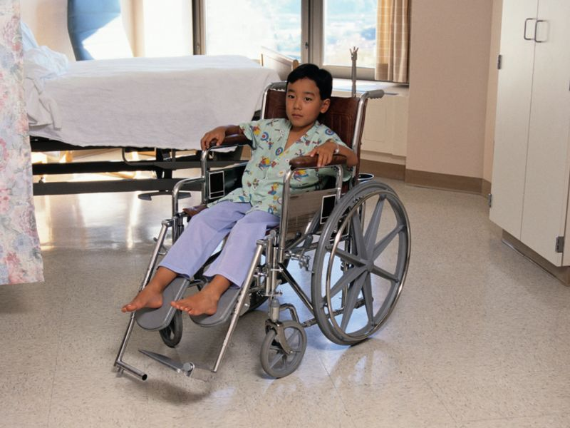 Child Paralysis Cases Spiked During Virus Outbreak: Study