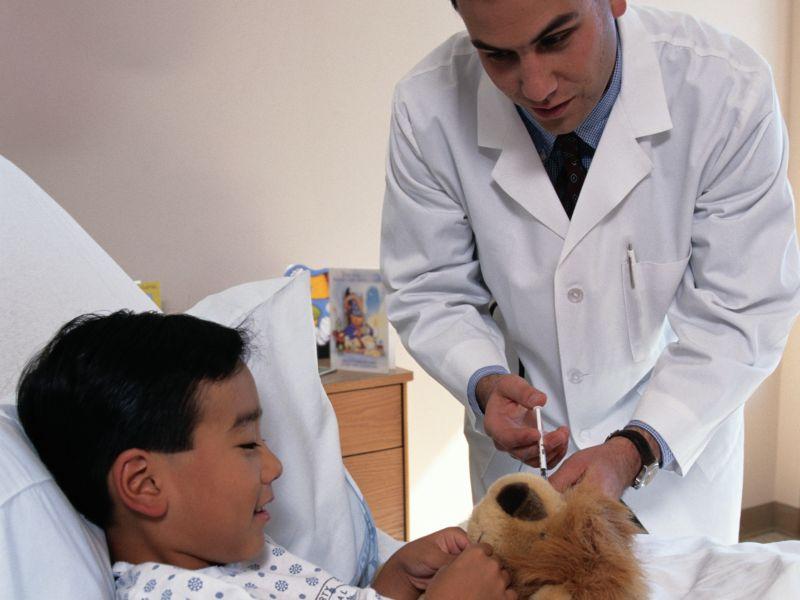 Extended-Spectrum Antibiotics No Benefit for Pediatric Appendicitis
