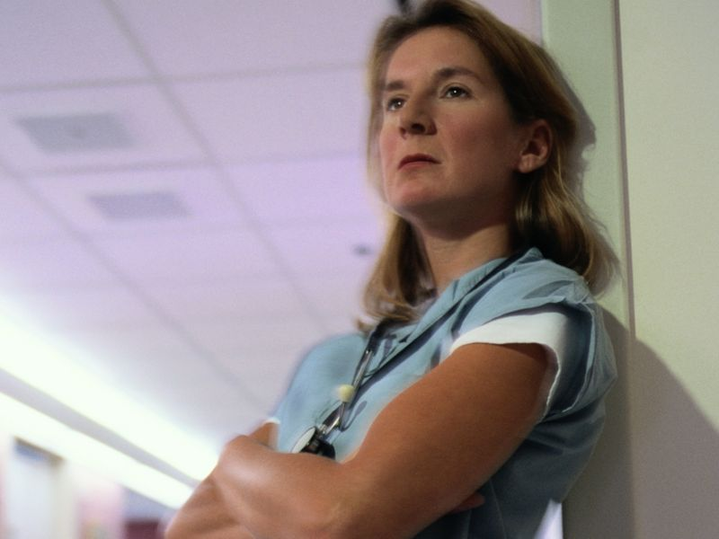 'Burnout' Threatens More Than a Third of Doctors