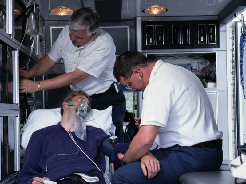 Death Rate Drops for Americans Hospitalized With COPD
