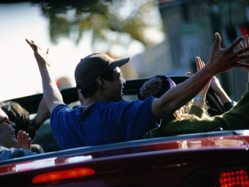 1 in 3 Young Adults Ride With Impaired Drivers