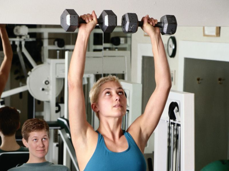 Building muscle can help fight heart disease
