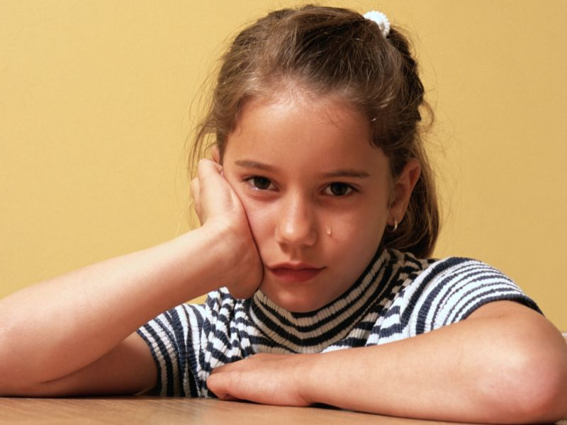 For Kids, Chronic Illness May Trigger Mental Health Issues