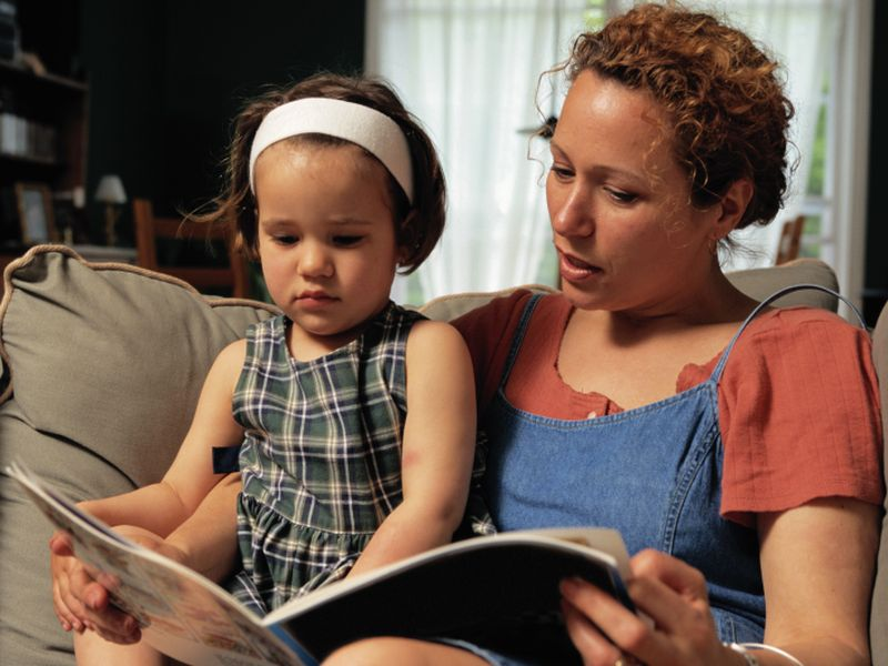Reading With Your Toddler Boosts More Than Just Language Skills