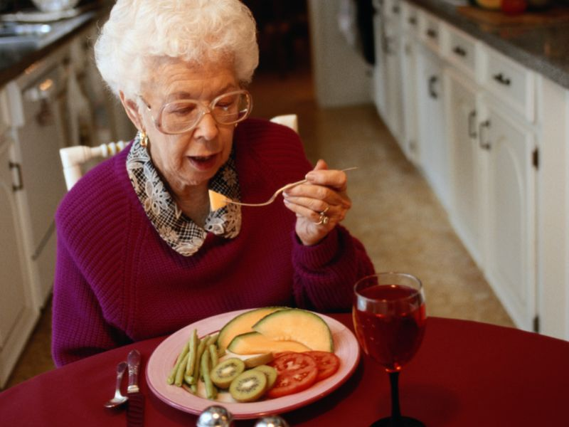 Why Seniors Can Struggle With Swallowing