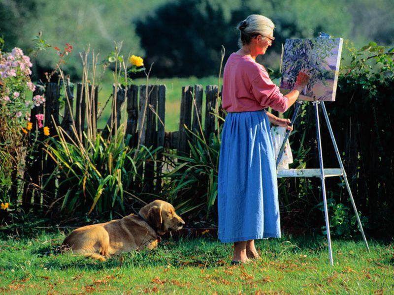 Living with Purpose May Help Seniors Sleep Soundly