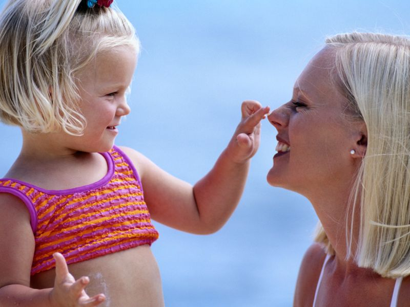 News Picture: Protect Your Skin From the Summer Sun
