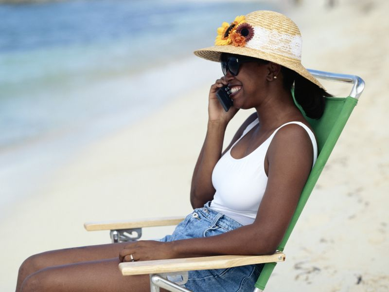 News Picture: Dark Skin No Shield From Deadly Skin Cancer