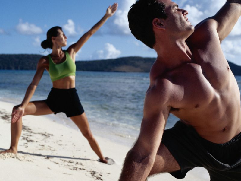 Lifelong Exercise Can Guard Heart Health