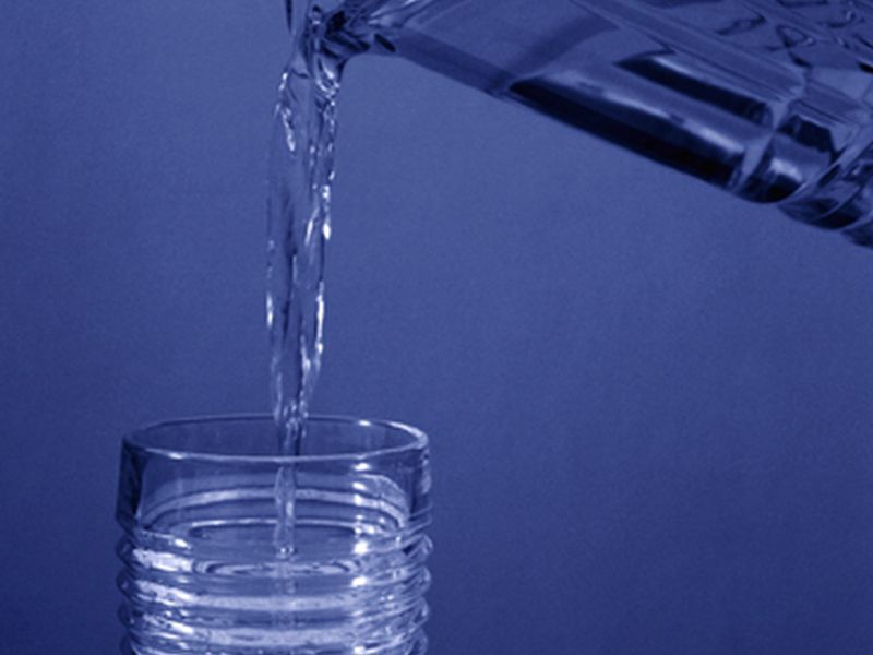 Drink more water to head off disease