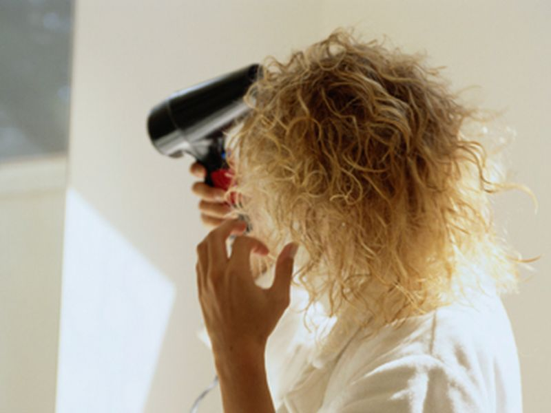 News Picture: Is the 'No-Shampoo' Trend a Healthy One?