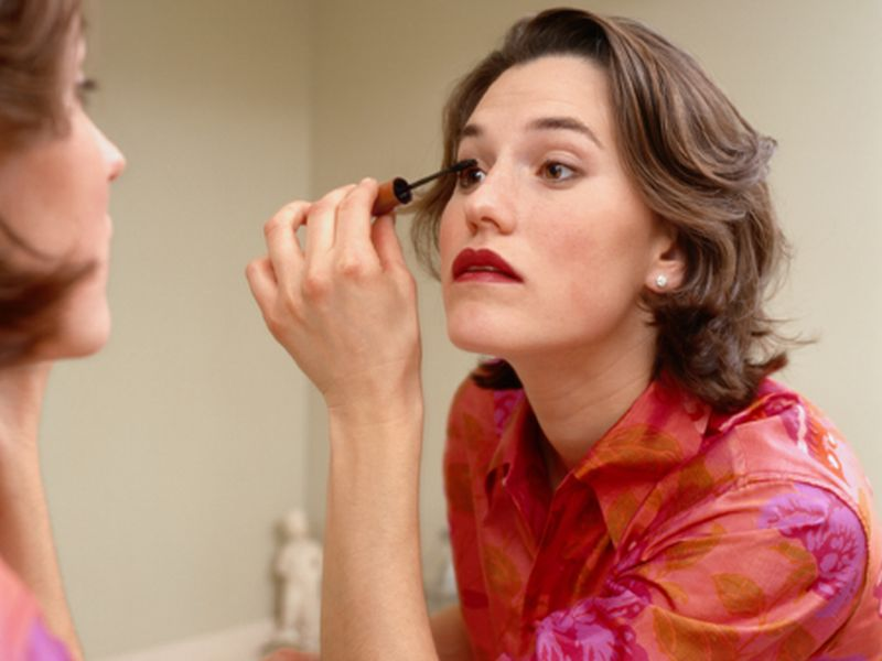 News Picture: Time for a Makeup Refresh?