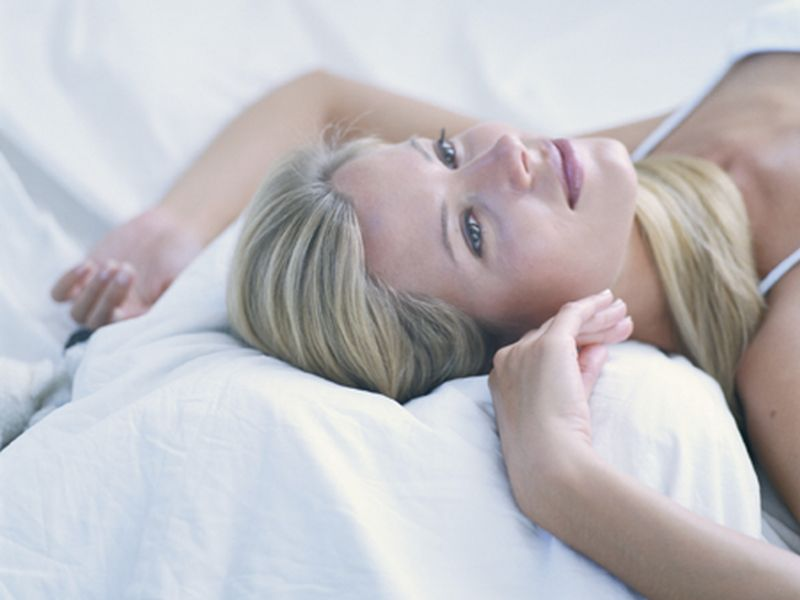 Sleepless Nights Linked to Brain Changes in Study