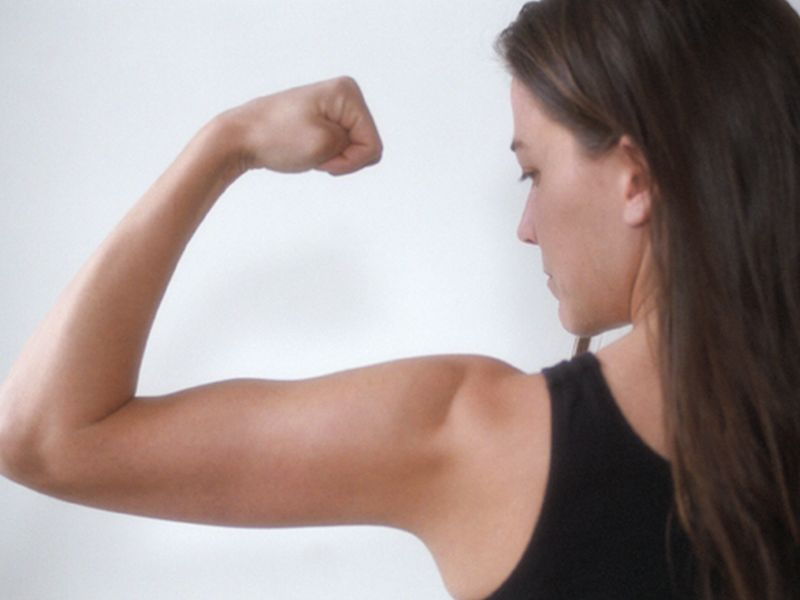 Vitamin D Pumps Up Muscles