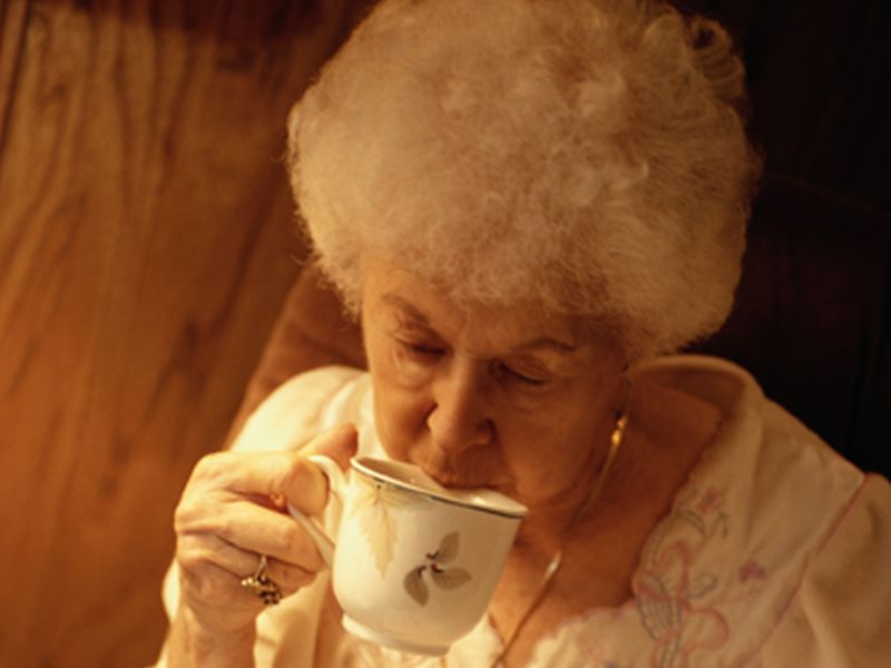 News Picture: A Daily Cup of Tea May Soothe Your Heart