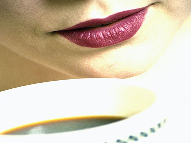 Don't Want Rosacea? Drinking Coffee Might Help