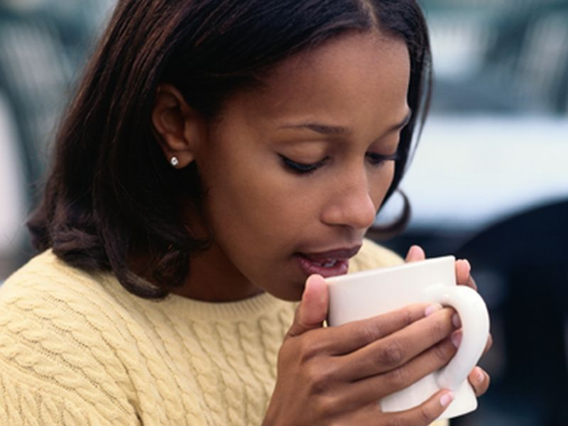 Love the Smell of a Cup o' Joe? Here's What That Reveals About You
