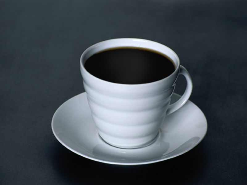 News Picture: Coffee Doesn't Help Parkinson's Motor Disorders