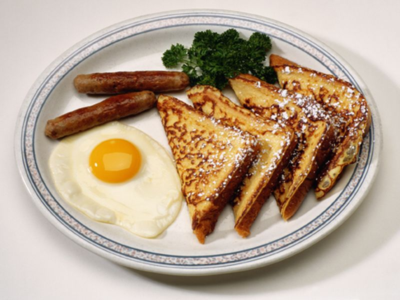Breakfast Not So Important to Weight Loss After All, Study Finds