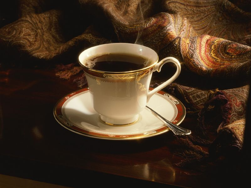 A New Health Perk for Coffee Drinkers?