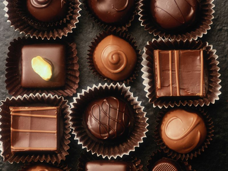 News Picture: Could Chocolate Guard Against an Irregular Heartbeat?