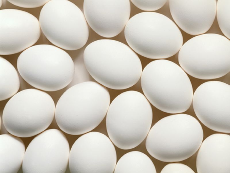 News Picture: Cholesterol in Eggs May Not Hurt Heart Health: Study