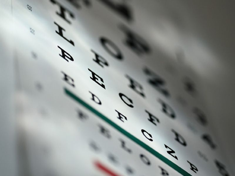 News Picture: Experts Undecided on Whether Seniors Should Get Routine Vision Checks