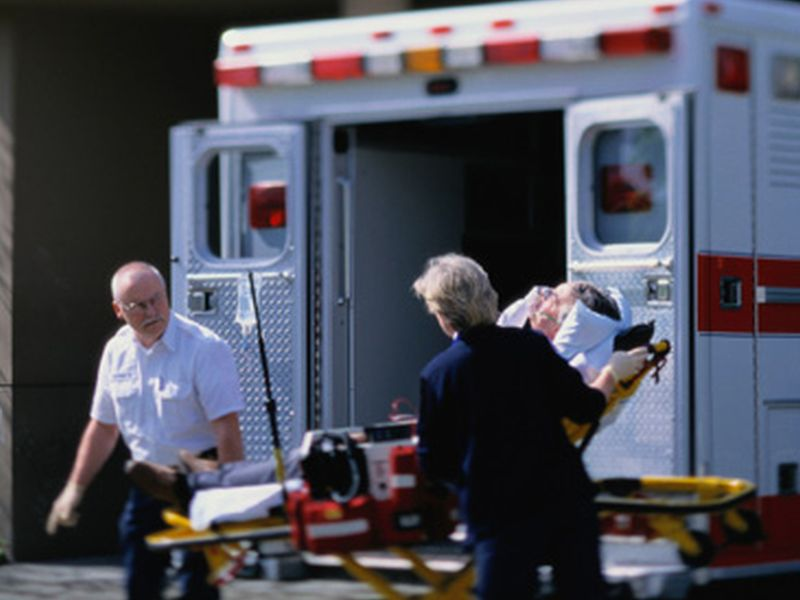 News Picture: Fewer U.S. Dollars Spent on Cardiac Arrest Research: Study