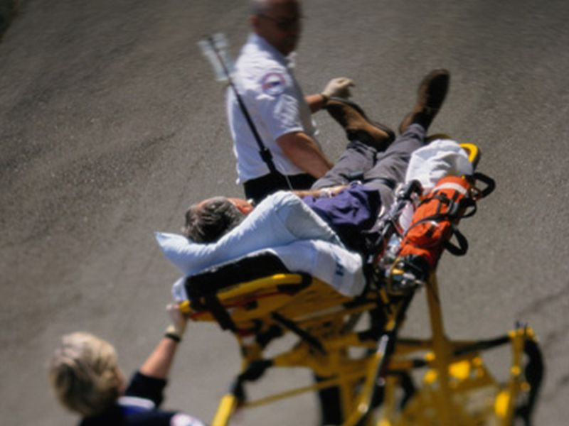 Are Emergency Medical Workers Ready for a Nuclear Attack?