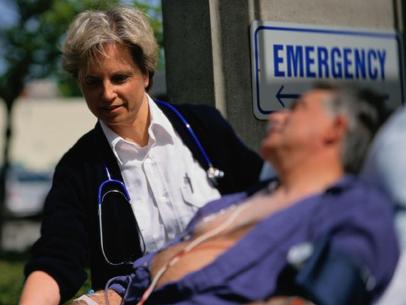 Trauma Care Workers at Risk for 'Compassion Fatigue'